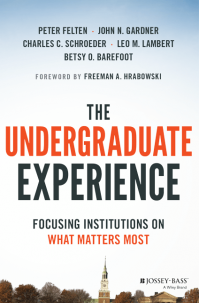 Book Cover: The Undergraduate Experience